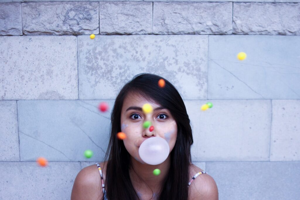 Dentist in San Diego CA | Chewing Gum for Your Oral Health